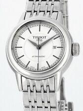Swiss TISSOT 1853 T Trend Automatic Date Stainless Steel Ladies Wrist Watch