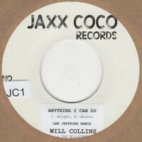 Will Collins & The Willpower Anything I Can Do Jaxx Coco Soul Northern Motown