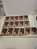 (15) 1997-98 Topps Basketball #61 Ray Allen 2nd Year Card