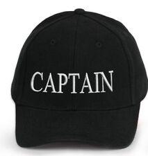 Chapeaux noirs pour fille de 2 à 16 ans en 100% coton