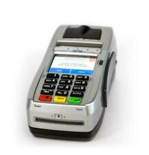 *New* First Data Fd130 Emv Nfc (Dial/Ip) Credit Card Machine