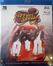 FERRARI KI SAWAARI - NEW ORIGINAL BOLLYWOOD BLU-RAY DISC
