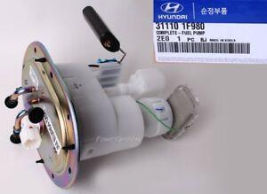 Genuine Complete Fuel Pump for Hyundai Kia Tucson Sportage OEM [31110-1F980]