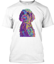 Goldendoodle Love Hanes Tagless Tee T-Shirt