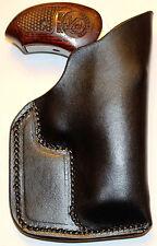 Pocket holster for Bond Arms  Snake Slayer with 4 1/4 inch barrel... Leather