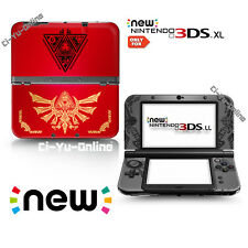 [new 3DS XL] The Legend of Zelda  #2 Red VINYL SKIN STICKER DECAL COVER