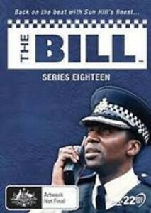 The Bill -Complete ITV Series 18 (DVD) UK Compatible - sealed preorder