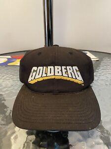 Vintage New 1998 WCW NWO Bill Goldberg Snapback Wrestling Cap USA Hat NOS 90s