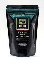 Oakridge BBQ Black Ops Brisket Dry Rub Large Resealable Packet Barbecue Spice