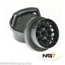 DELUXE BAIT GRINDER CRUSHER FOR CARP FISHING BOILIES BOILIE + HANDLE NGT TACKLE