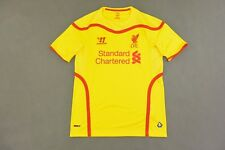 The Reds Warrior Liverpool FC Away Shirt 2014-2015 SIZE M (adults) DEFECT