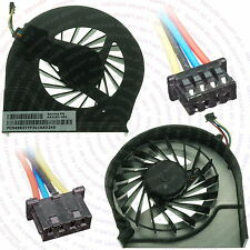 HP Pavilion G6T-2300 Replacement CPU Cooling Fan 4 Wire 4 Pin Connector