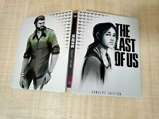 The Last of Us Remastered concept edition custom Steelbook [NO GAME INCL] [PS4]