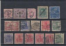 anciens timbres allemand Deutsche Reich
