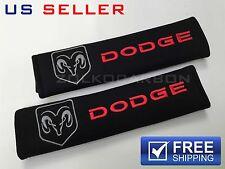 DODGE SHOULDER PADS SEAT BELT 2PCS CHALLENGER DART CHARGER RAM SRT AVENGER SP10