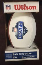 Wilson 2016 Nfl Draft Mini Football for Autographs New With Tags