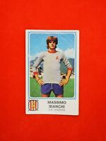 Carte sticker panini série A Italie Italy MASSIMO BIANCHI Vicenza 1978 - 1979