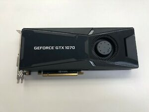 PNY GTX 1070 8GB Graphics Card | 1920 CUDA Cores | VR READY! (2-3 Day Shipping)