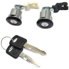 Front New Set of 2 Door Lock Cylinders Econoline Van Explorer Ford Ranger Pair