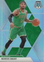 2019-20 Panini Mosaic Silver Marcus Smart #109 Boston Celtics
