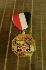 2016 Kings Anchovy Cornyation San Antonio Fiesta Medal
