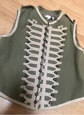NWT RaRE Stella McCartney Kids Military Band Sargent Peppers Vest Size 12