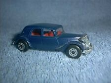Matchbox Citroen 15cv - Pick your vehicle - Loose