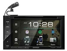 "Kenwood DDX26BT 6.2"" DVD Monitor receptor Bluetooth Usb/Android/iPhone/Sirius XM"