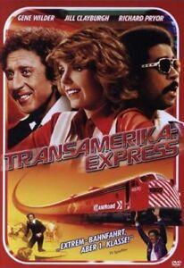 Trans-Amerika-Express * DVD * Gene Wilder, Richard Pryor Trans America Express