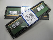 Kingston Technology 16gb ddr4-2133mhz ECC módulos 2x ktd-pe421e/8g Dell