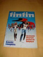 TINTIN N°226 janvier 1980