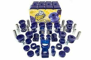For Ford Cortina Mk1 Front & Rear Suspension Bush Kit - SuperPro Poly