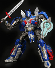 Optimus Prime Collectible The Last Knight Transformers 5 Robots Action Figure