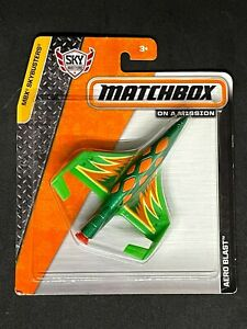 Matchbox SkyBusters on a Mission Aero Blast MBX SKYBUSTERS - New & Sealed