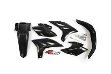 Racetech plastic kit. BLACK YAMAHA WR 450 F 2012 - 2015