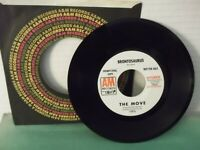 """The Move,A&M 1197,""""Brontosaurus"""",US,7"""" 45, White label PROMO,1970 psych,Mint"""