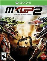MXGP 2 The Official Motocross Videogame (Microsoft Xbox One,2016) NEW SEALED XB1