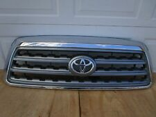 08 09 10 11 12 13 14 TOYOTA SEQUOIA FRONT GRILL GRILLE OEM