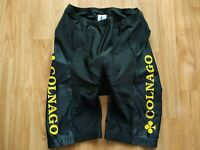 Colnago Men's cycling Shorts With DuPont Coolmax Chamois Jolly Wear Size:XL NEW!