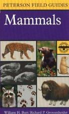 Peterson Field Guides: A Field Guide to Mammals : North America North of Mexico