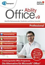 Ability Office 9 Professional / Key (esd)