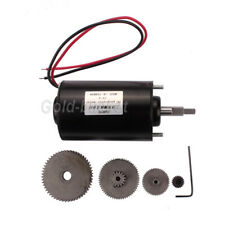DC Generator Motor 36W 12-24V Wind Turbine Permanent Magnet Dual Purpose 4 Gears