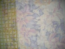 "Quilt, Sew, Fabric - 34"" x 44/45"" Wilmington Prints ""Winter Flowers:"" by Joanne"