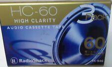 HC-60 Audio Cassette Tape