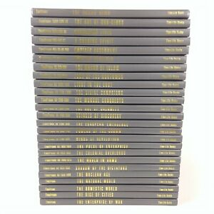Time Life Books The Time Frame Series Hardcover Complete 25 Volumes