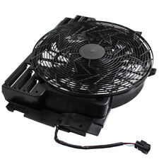 Fit for BMW X5 E53 A/C AC Radiator Condenser Cooling Fan 64546921381 00-06