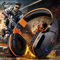 Bluetooth 4.1 KOTION EACH B3505 Wireless Stereo Gaming Headphones Headset Mic