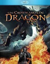 The Crown And The Dragon: The Paladin Cycle [Blu-ray], New DVD, Amy De Bhrún, St