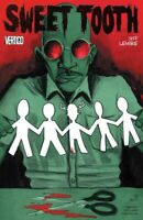 DC VERTIGO Comic Book SWEET TOOTH #17 Animal Armies Part 5 Jeff Lemire 3/2011