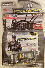 WIN#14 TONY STEWART CODE-3 +MOBIL-1 WAVE-11 CHEVY SS 2016 NASCAR AUTHENTICS 1/64